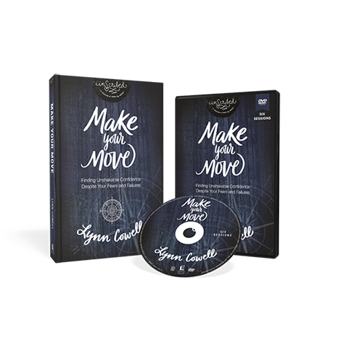 Make Your Move: Finding Unshakable Confidence Despite Your Fears and Failures (DVD & Study Guide)