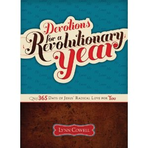 Devotions for a Revolutionary Year by Lynn Cowell