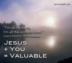 """Culture says """"Guy + Girl = Valuable"""". Jesus tells us different."""