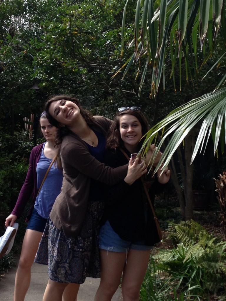 Girls in Charleston