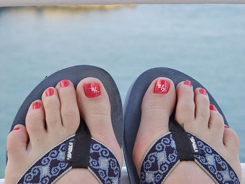 paintedtoes