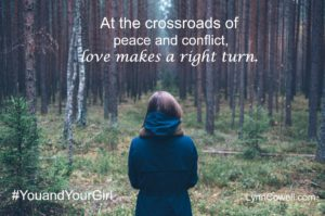 Day 1: Lord, I Want to Be Loving #youandyourgirl. 9 Prayers to Pray During Times of Change by Lynn Cowell