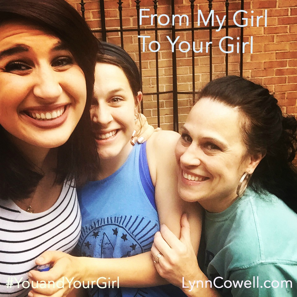5-day series | From My Girl to Yours | #youandyourgirl series {June 2015} by Lynn and Madi Cowell