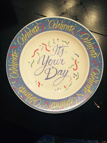 Celebrate even the every day good things that come your way!