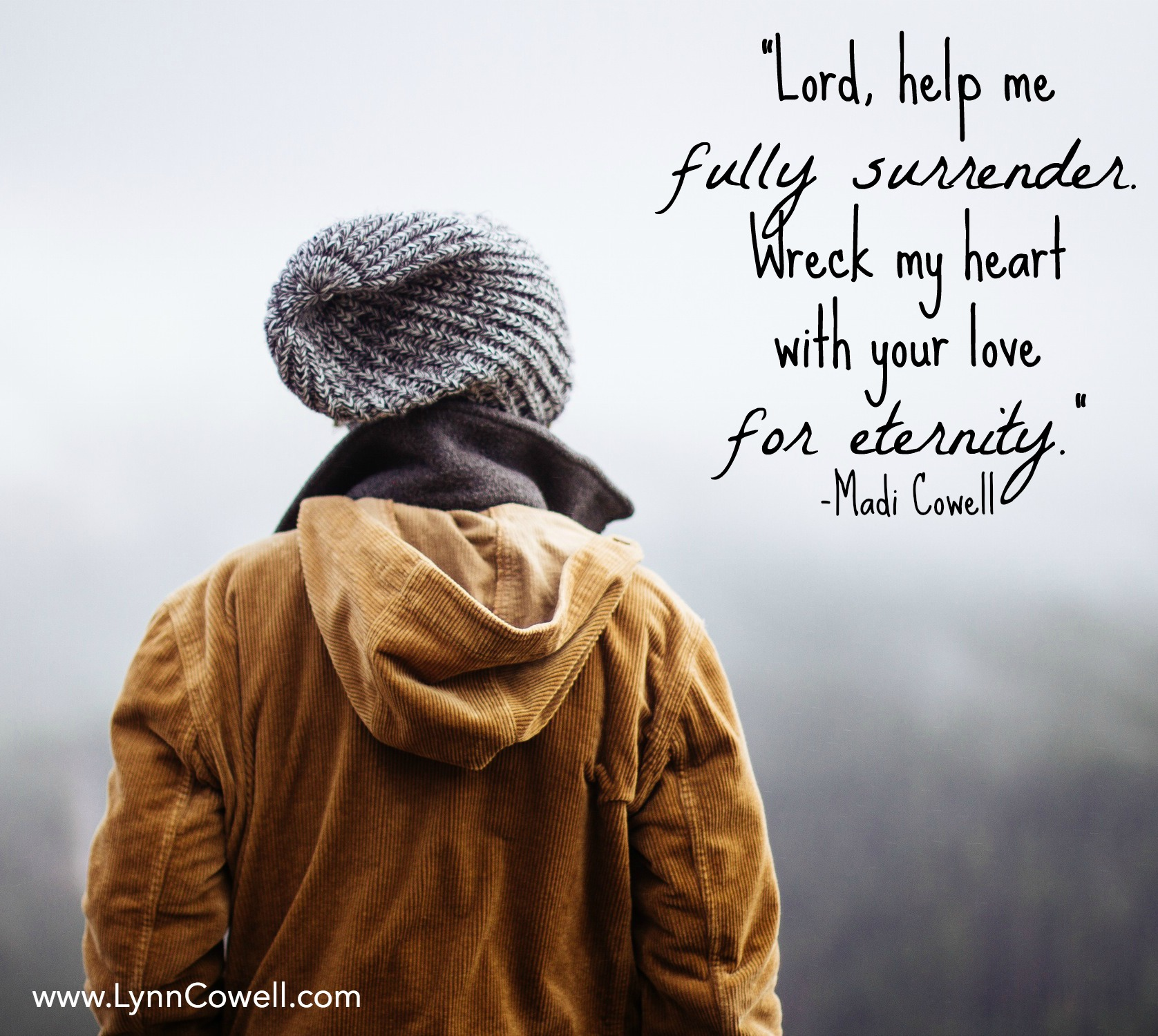 When we commit to God and make our relationship with Him two-ways, where we are filling ourselves up with His word and then going out and practicing, a shift is made. We start to fully believe what He says about His love and calling for us. When we completely tune into the idea that the creator of the universe wants to wreck our heart in the best way ever for eternity, we will never be the same.