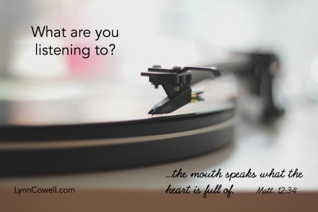 Do you monitor what your kids are listening to? If so, what do you think are good boundaries?
