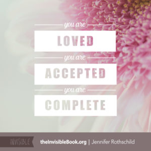 You are Love, Accepted & Complete