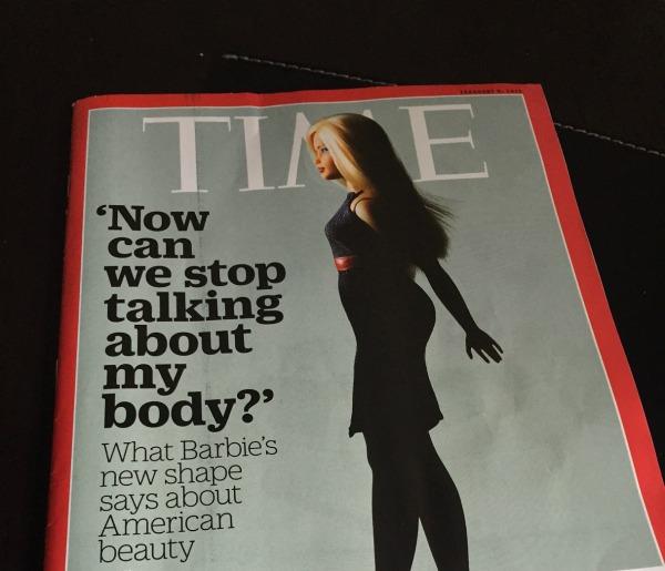 Barbie's Got a New Body!