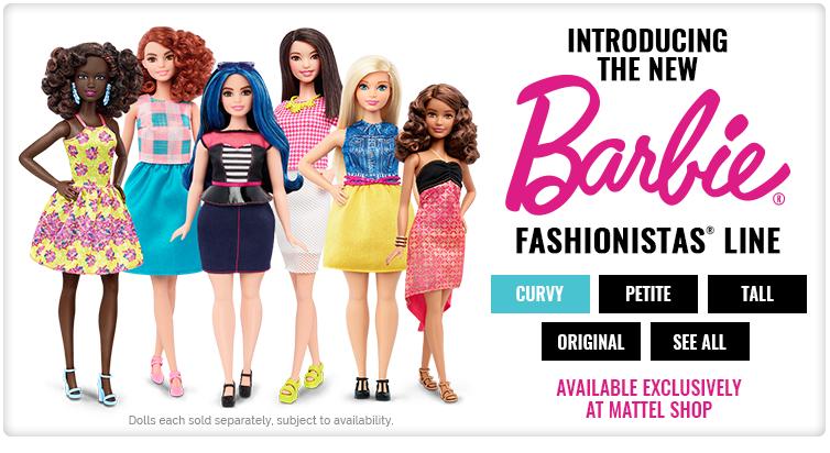 New Barbie Line