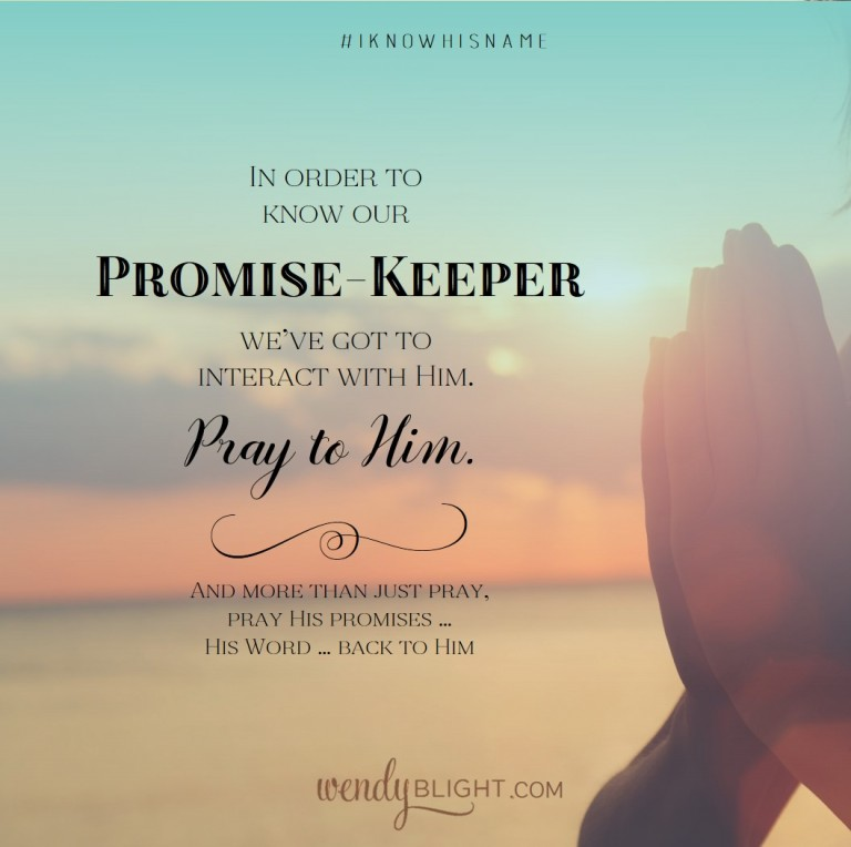 God is Our Promise Keeper