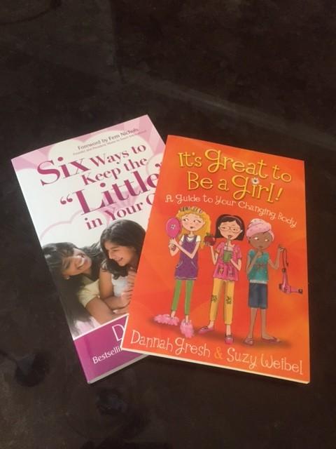 Dannah Gresh's Book Give Away