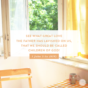 No matter what we do, there is nothing we can do to loose God's love.