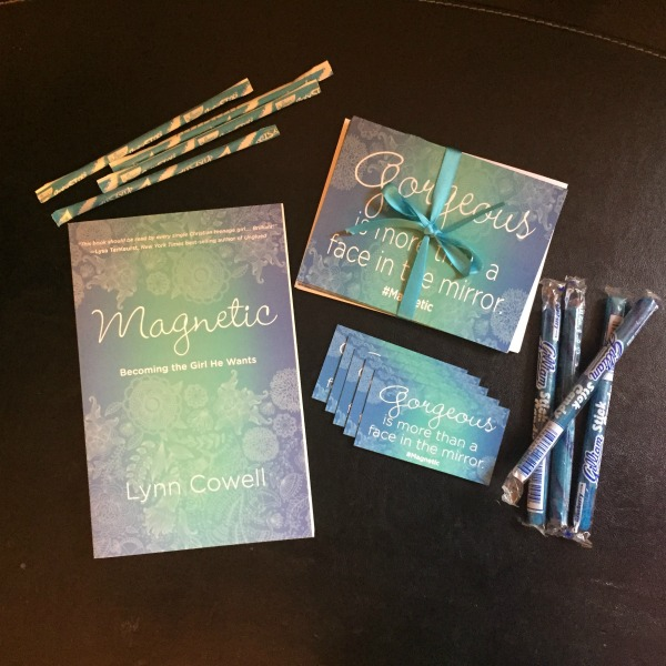 Magnetic Give Away