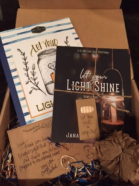 Let Your Light Shine Journaling Bible Study