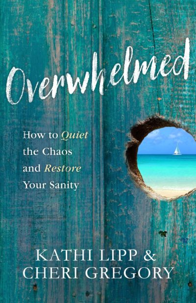 You can escape being overwhelmed!