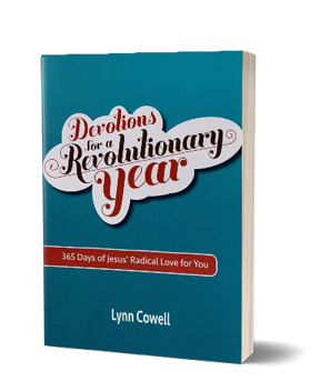 Devotions for a Revolutionary Year: 365 Days of Jesus' Radical Love for You (eBook)