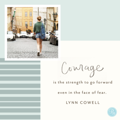 {Freebie} Conquering Our Fears