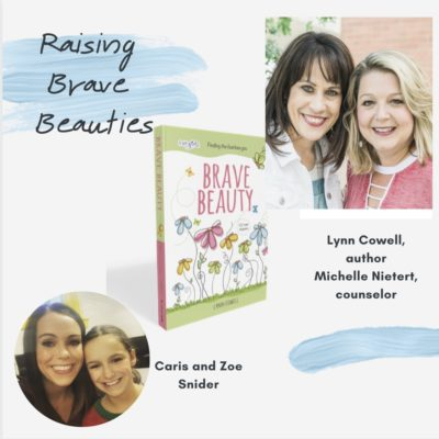 Processing Loss with Your Child with Caris & Zoe Snider - Raising Brave Beauties Podcast